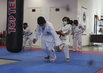 Clases de Taekwondo Infantiles